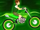 Ben 10 Motocross