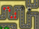 Online oyun Bloons Tower Defense 4