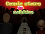 Comic Stars VS Zombies
