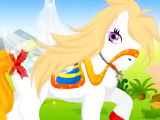 Online oyun Cute Pony Dress Up