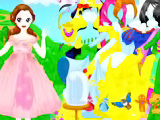 Online oyun Disney Princess Dress Up 2
