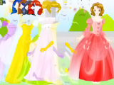 Dress Up Princess Anastasia