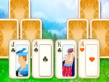 Online oyun Magic Towers Solitaire