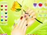 Online oyun Perfect Nail Makeover