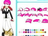 Pokemon Trainer Dress Up