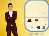 Robbie Williams Dress Up