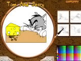 Tom and Jerry Online Colouring