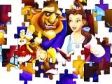 La Bella y La Bestia Puzzle