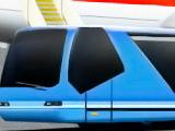 LAX Shuttle Bus
