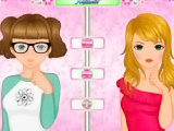 Nerdy Girl Makeover
