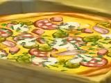 New York Thin Crust Pizza