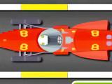 Race Car Parking