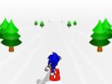 Sonic Snowboarding 3D