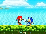 Sonic vs. Knuckles