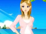 Sunny Beach Girl